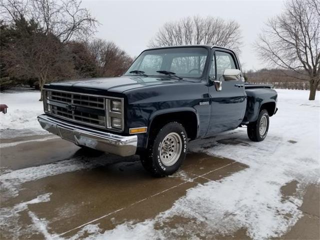 1987 Chevrolet C/K 10 (CC-1308433) for sale in New Ulm, Minnesota