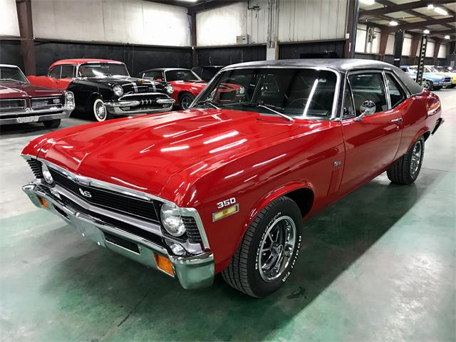 1972 Chevrolet Nova (CC-1308445) for sale in Sherman, Texas