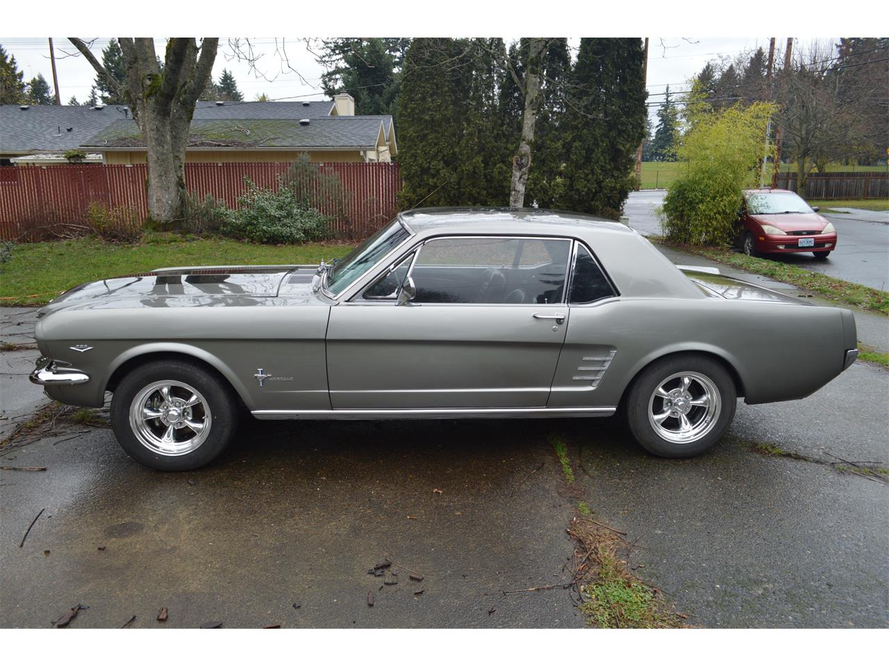 1966 Ford Mustang (CC-1308474) for sale in Portland , Oregon
