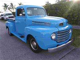 1950 Ford F1 (CC-1300849) for sale in miami, Florida