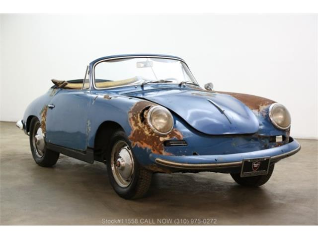 1962 Porsche 356B (CC-1308532) for sale in Beverly Hills, California