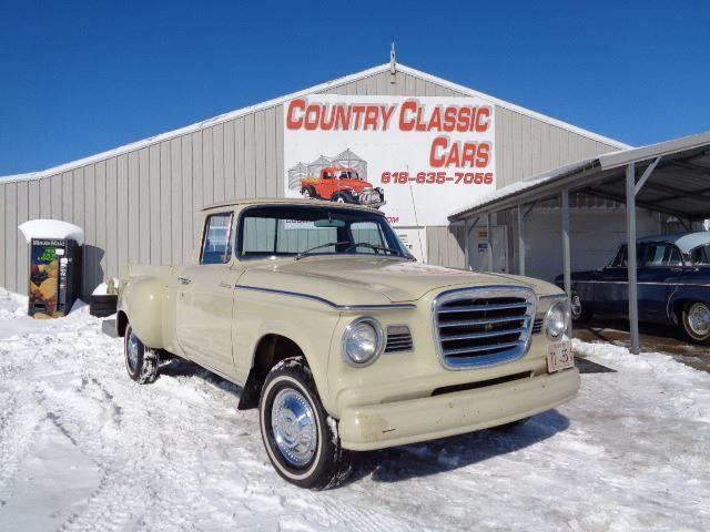 1961 Studebaker Champion (CC-1308537) for sale in Staunton, Illinois