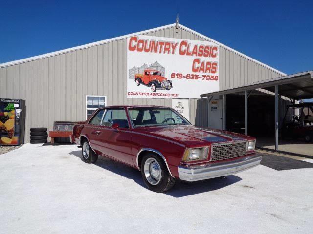 1979 Chevrolet Malibu (CC-1308539) for sale in Staunton, Illinois