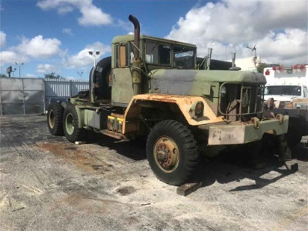 1970 Kaiser Military Vehicle (CC-1308566) for sale in Miami, Florida