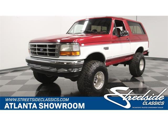 1994 Ford Bronco (CC-1300857) for sale in Lithia Springs, Georgia