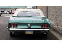 1969 Ford Mustang (CC-1308610) for sale in Cadillac, Michigan