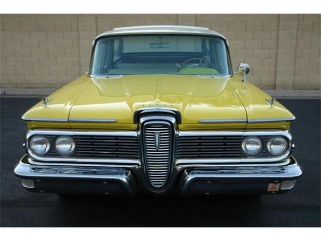 1959 Edsel Sedan (CC-1308623) for sale in Cadillac, Michigan