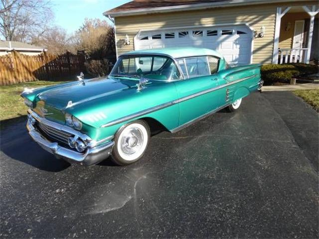 1958 Chevrolet Impala (CC-1308627) for sale in Cadillac, Michigan