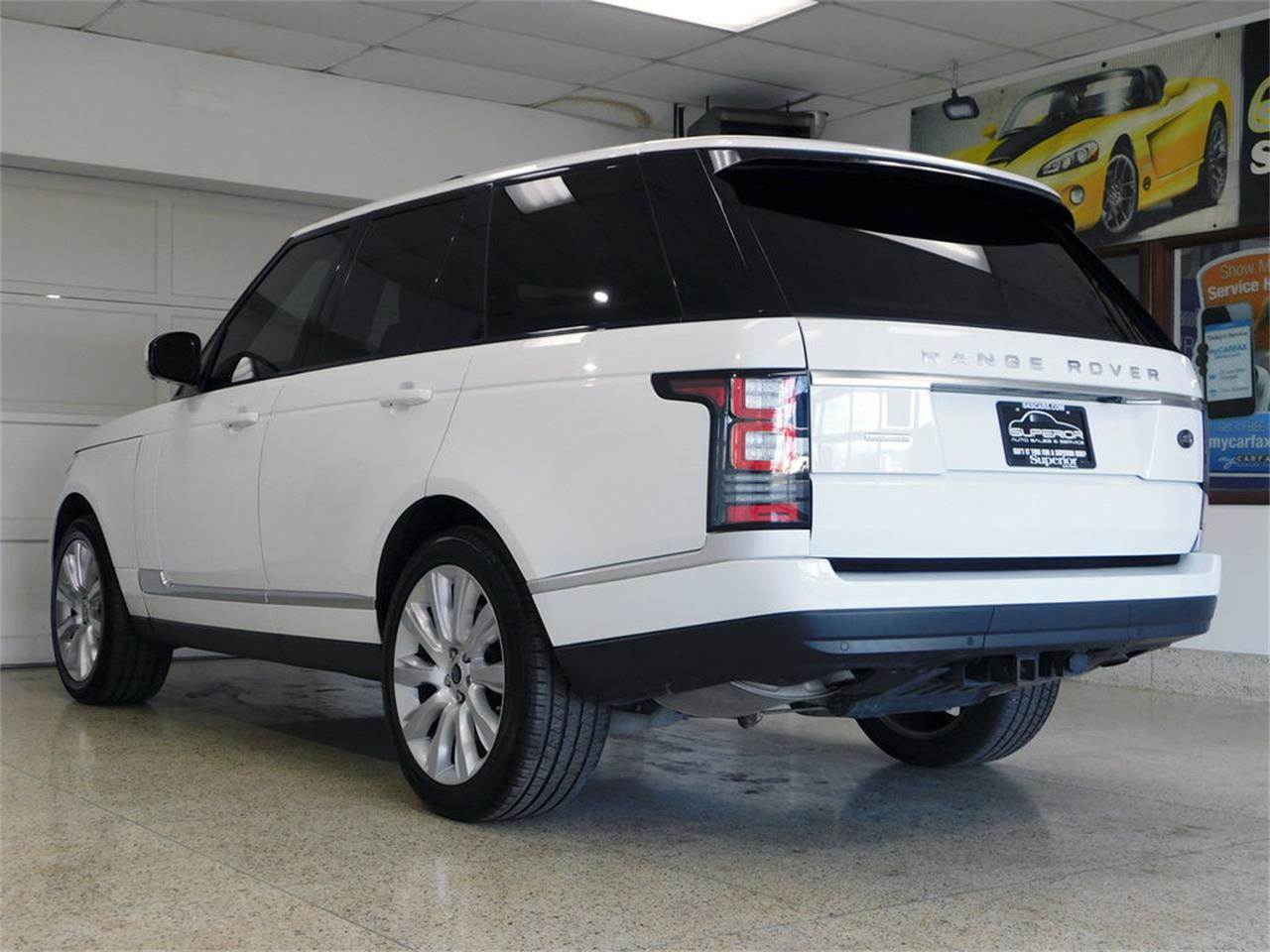 2013 Land Rover Range Rover (CC-1300864) for sale in Hamburg, New York