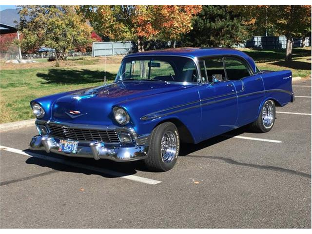 1956 Chevrolet Bel Air (CC-1308648) for sale in Grants Pass, Oregon