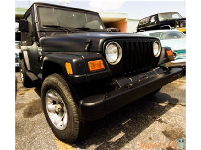 2000 Jeep Wrangler (CC-1308674) for sale in Miami, Florida