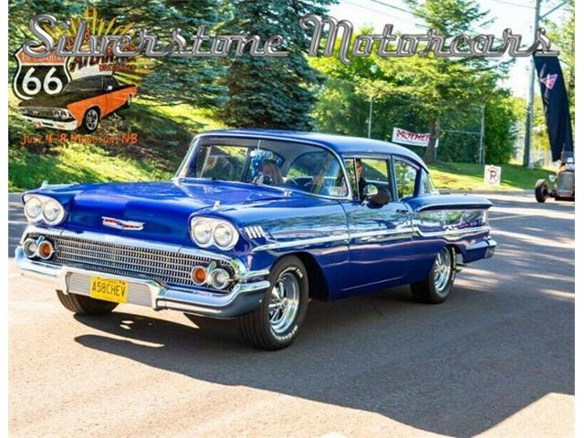 1958 Chevrolet Delray (CC-1300868) for sale in North Andover, Massachusetts