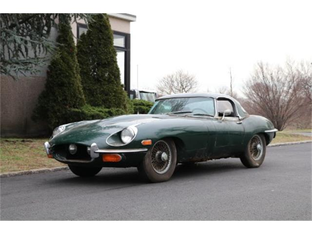 1969 Jaguar XKE Series II (CC-1308688) for sale in Astoria, New York