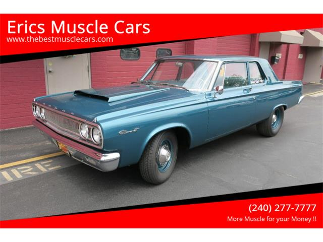 1965 Dodge Coronet (CC-1308690) for sale in Clarksburg, Maryland