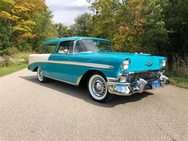 1956 Chevrolet Bel Air Nomad (CC-1308708) for sale in Waterloo, Ontario