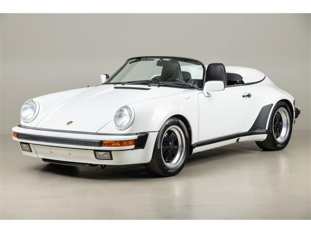 1989 Porsche 911 (CC-1300873) for sale in Scotts Valley, California