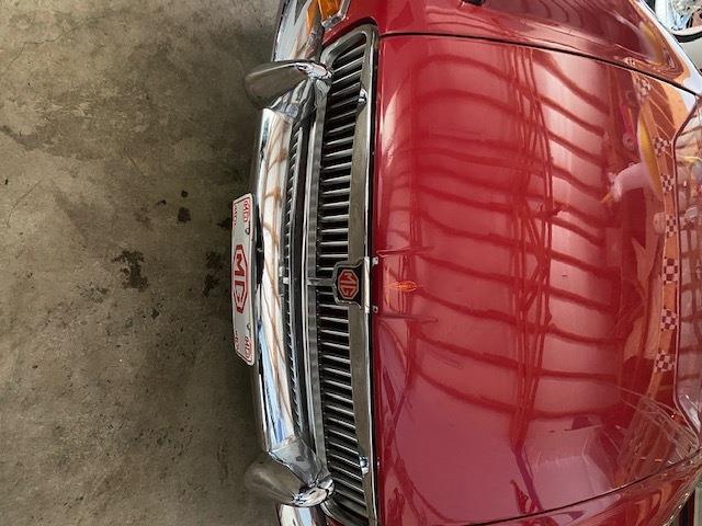 1966 MG MGB (CC-1308742) for sale in Carnation, Washington