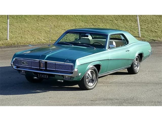 1969 Mercury Cougar (CC-1308745) for sale in Uniontown , Pennsylvania