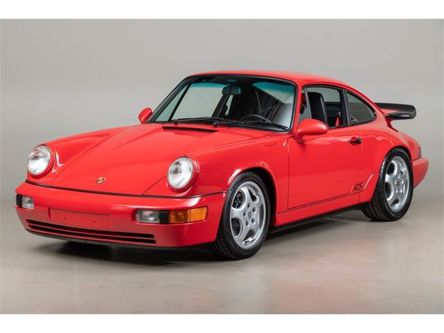 1993 Porsche 911 (CC-1300875) for sale in Scotts Valley, California