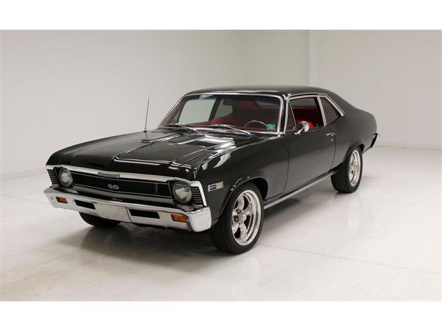 1968 Chevrolet Nova (CC-1308757) for sale in Morgantown, Pennsylvania