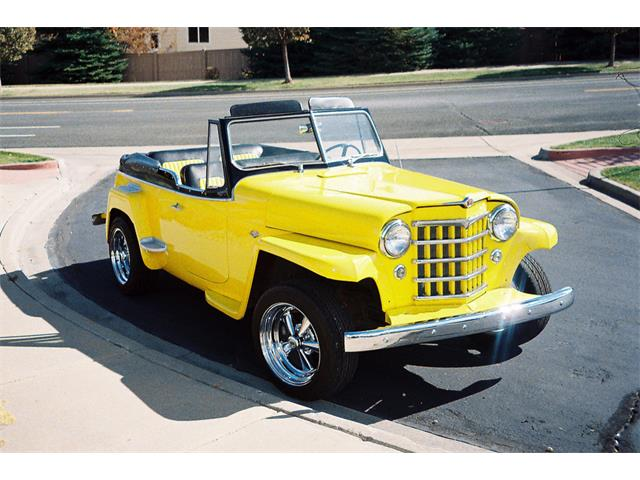 1951 Willys Jeepster (CC-1308765) for sale in Scottsdale, Arizona