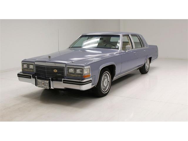 1984 Cadillac Fleetwood (CC-1308771) for sale in Morgantown, Pennsylvania
