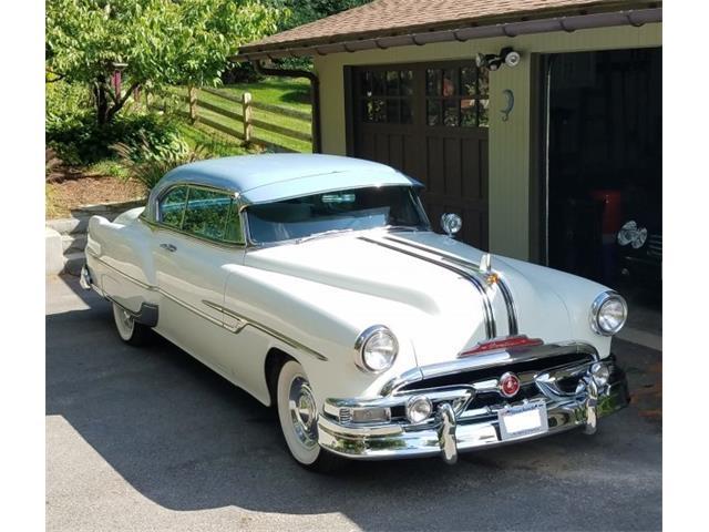 1953 Pontiac Chieftain (CC-1300886) for sale in Hanover, Massachusetts