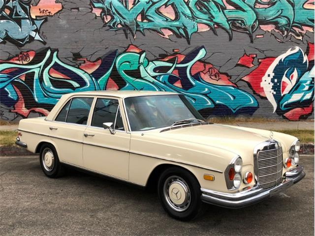 1972 Mercedes-Benz 280 (CC-1300888) for sale in Los Angeles, California