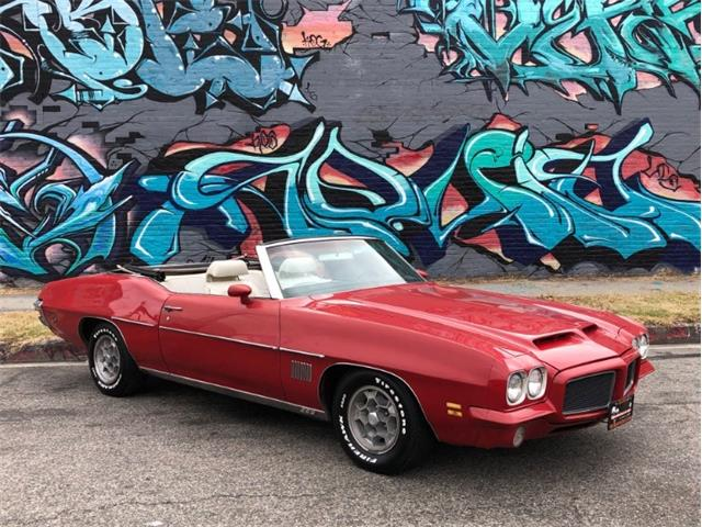 1971 Pontiac LeMans (CC-1300890) for sale in Los Angeles, California