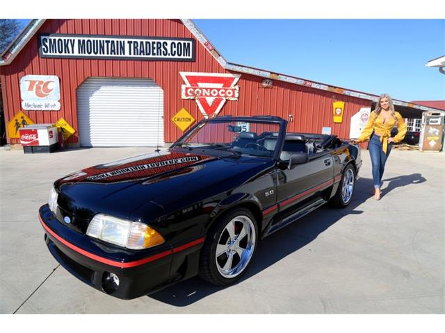1989 Ford Mustang (CC-1308905) for sale in Lenoir City, Tennessee