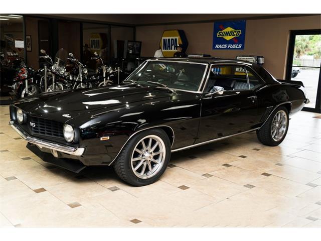 1969 Chevrolet Camaro (CC-1308906) for sale in Venice, Florida