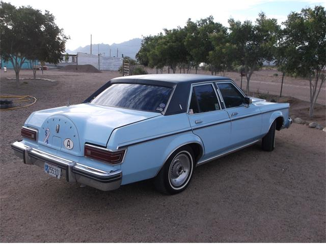 1977 Lincoln Versailles (CC-1308932) for sale in Deming, New Mexico