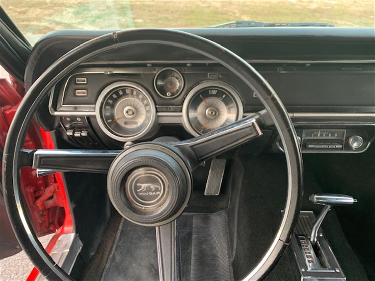 1967 Mercury Cougar (CC-1308941) for sale in Panama City Beach, Florida