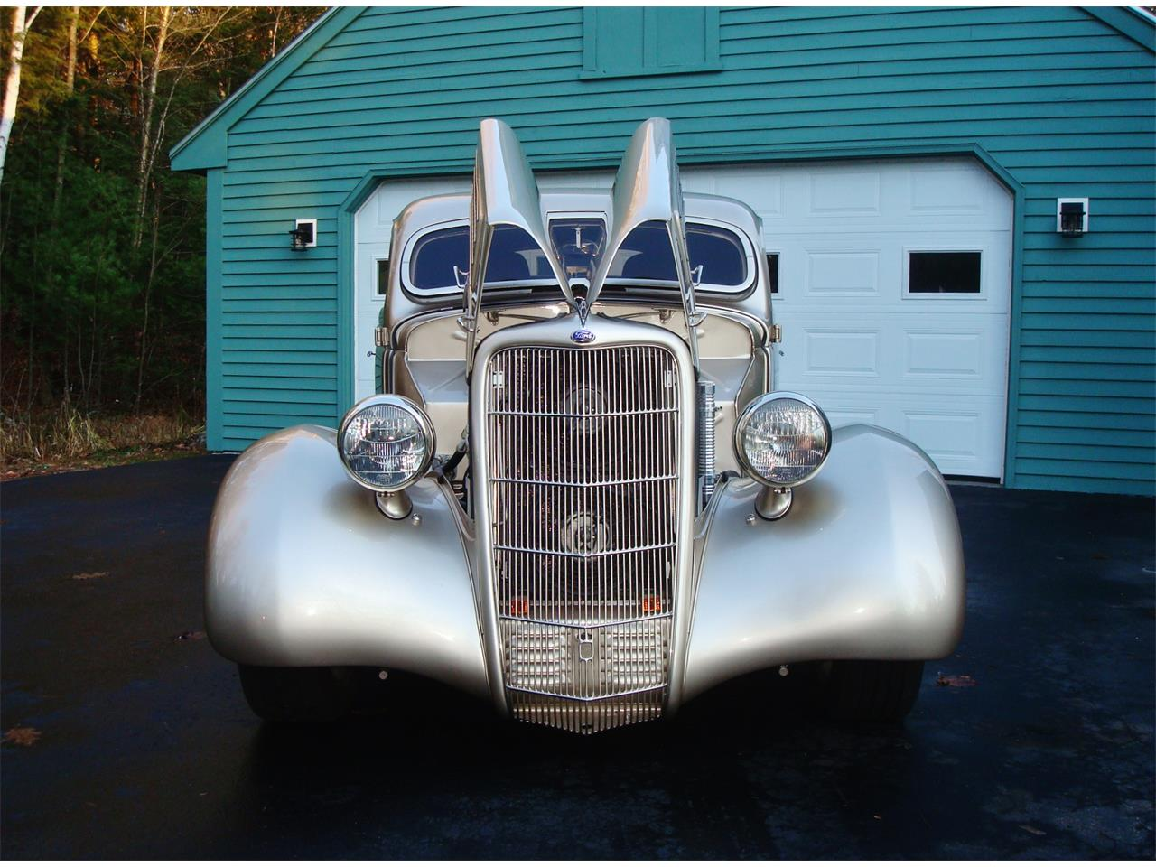 1935 Ford 3-Window Coupe (CC-1308942) for sale in Standish, Maine