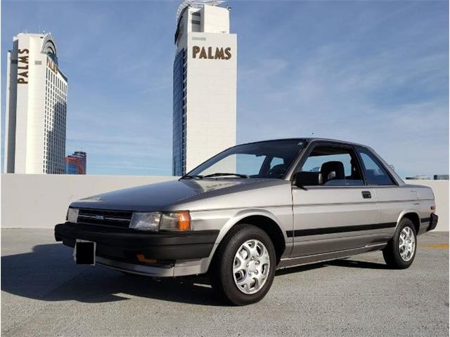 1988 Toyota Tercel (CC-1308946) for sale in Cadillac, Michigan