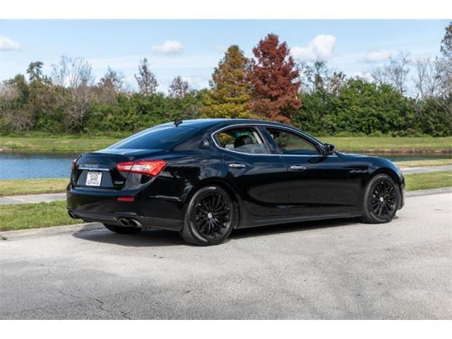 2015 Maserati Ghibli (CC-1308951) for sale in Cadillac, Michigan