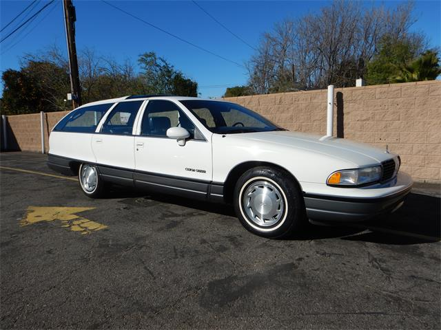 1992 Oldsmobile Cutlass (CC-1308956) for sale in woodland hills, California