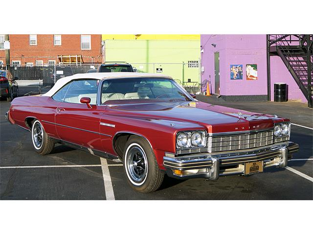 1975 Buick LeSabre (CC-1308957) for sale in Canton, Ohio