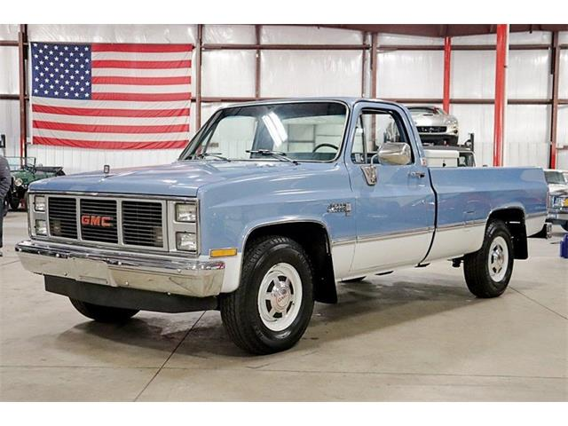 1986 GMC 2500 (CC-1308972) for sale in Kentwood, Michigan