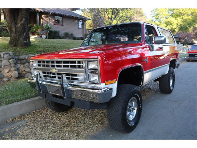 1985 Chevrolet Blazer (CC-1308976) for sale in Scottsdale, Arizona