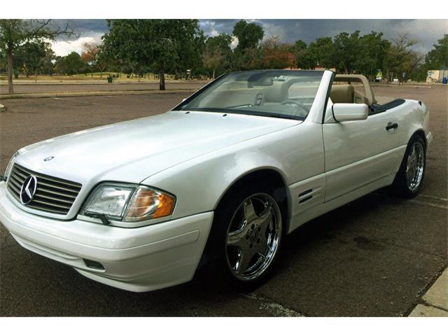 1998 Mercedes-Benz SL500 (CC-1308983) for sale in Scottsdale, Arizona