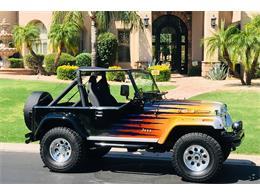1982 Jeep CJ7 (CC-1308989) for sale in Scottsdale, Arizona