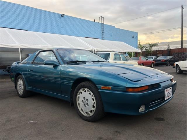 1992 Toyota Supra (CC-1300090) for sale in Los Angeles, California