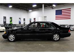 1997 Mercedes-Benz S420 (CC-1309025) for sale in Kentwood, Michigan