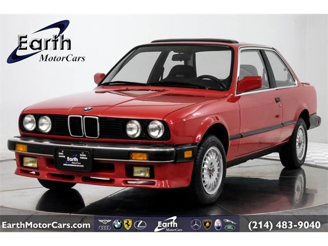 1985 BMW 3 Series (CC-1300905) for sale in Carrollton, Texas