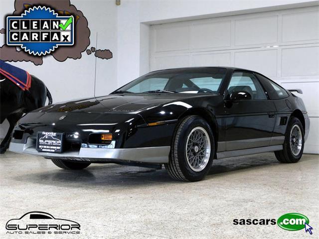 1986 Pontiac Fiero (CC-1309090) for sale in Hamburg, New York