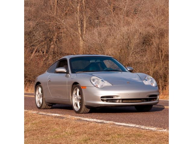 2004 Porsche 911 (CC-1309094) for sale in St. Louis, Missouri