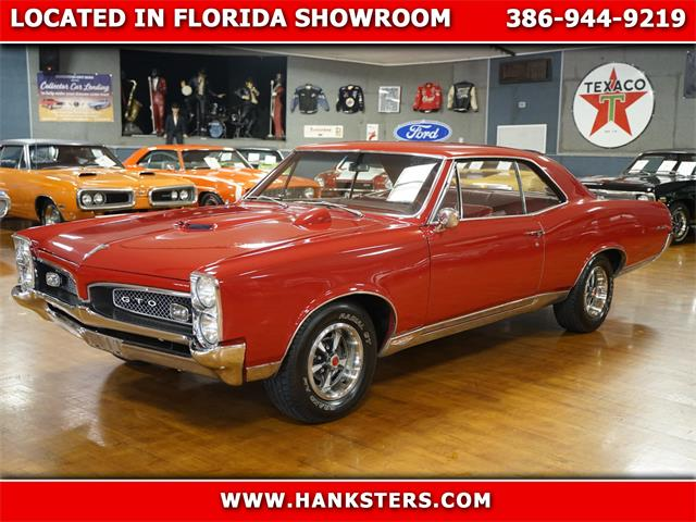 1967 Pontiac GTO (CC-1309096) for sale in Homer City, Pennsylvania