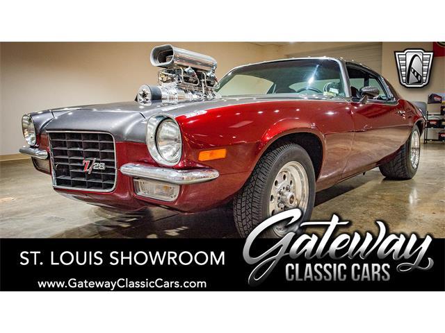 1972 Chevrolet Camaro (CC-1309097) for sale in O'Fallon, Illinois