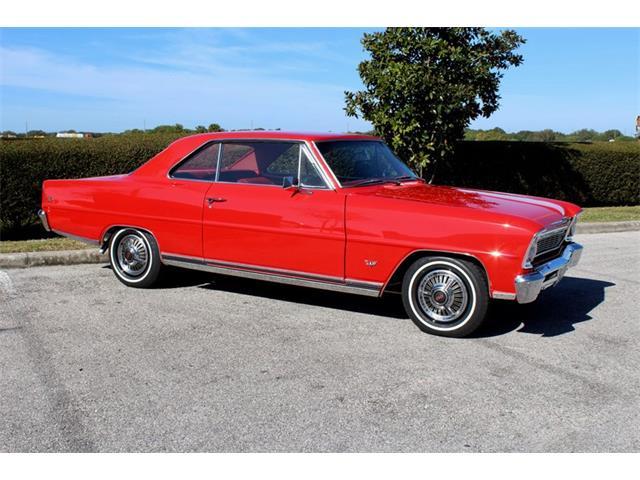 1966 Chevrolet Nova (CC-1309108) for sale in Sarasota, Florida